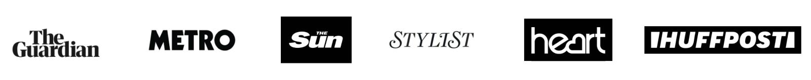 sabroso studio client logos